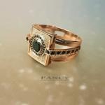 м кольцо 1