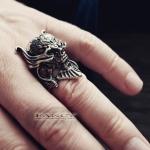 м кольцо